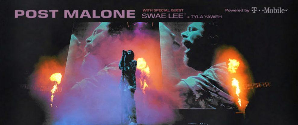 Post Malone Announces 'Runaway Tour' 2020 Dates