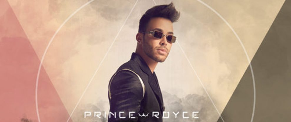 Prince Royce Announces His Alter Ego U.S. Tour 2020