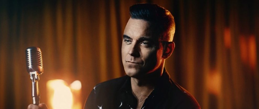 Robbie Williams Returns to Las Vegas for 2020 Residency
