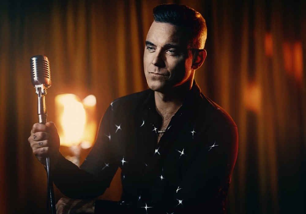 Robbie Williams Returns to Las Vegas for 2020 Residency - CelebrityAccess ENCORE