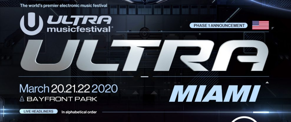 Ultra Music, Calle Ocho Festivals Postponed