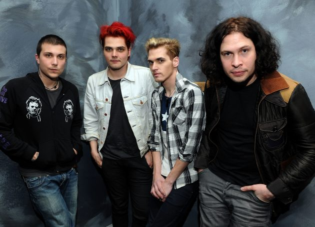 My Chemical Romance Announces New Reunion Shows For Australia, New Zealand & Japan