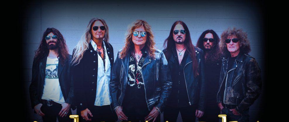 Whitesnake and Foreigner Announce 2020 UK Tour