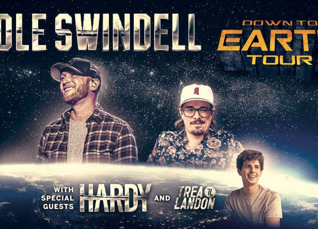 Cole Swindell Announces North American Headlining Run