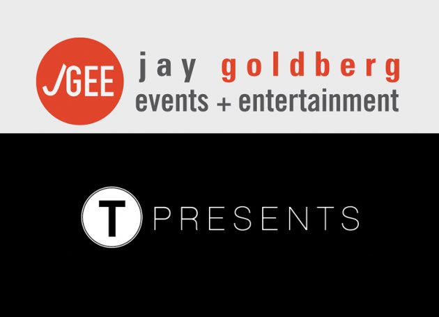 Jay Goldberg Events And Entertainment And T Presents Form A Strategic Partnership