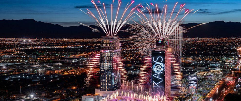 Las Vegas Nightclub Kaos Shutters