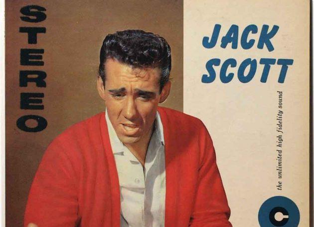 Jack Scott, '50s Rock 'n' Roll Pioneer, Passes At 84
