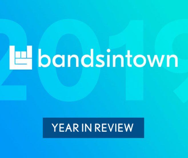 Bandsintown Reveals Its 'Year in Review: 2019 High Notes'