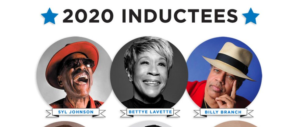 Blues Hall of Fame Announces 2020 Inductees