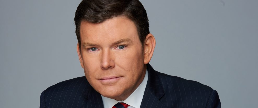 UTA Signs News Anchor And Author Bret Baier In All Areas