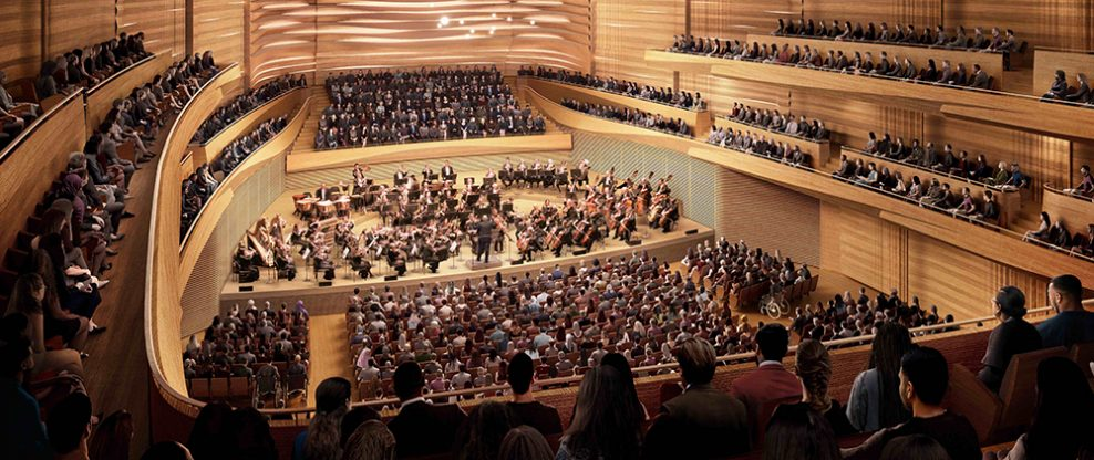 David Geffen Concert Hall
