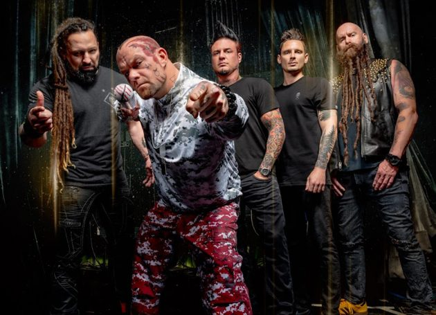 Five Finger Death Punch Announce Spring 2020 Arena Tour