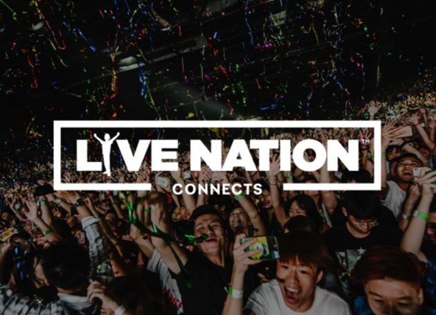 Live Nation Asia & EX-R Consulting Launch New Creative Agency, Live Nation Connects