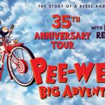 Paul Reubens To Headline U.S. Tour Celebrating The 35th Anniversary Of Pee-Wee's Big Adventure