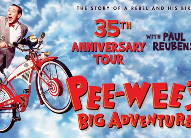 Paul Reubens To Headline U.S. Tour Celebrating The 35th Anniversary Of 'Pee-Wee's Big Adventure'