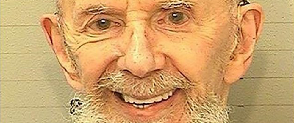 Phil Spector Sports A New Look In Recently Released Mugshot