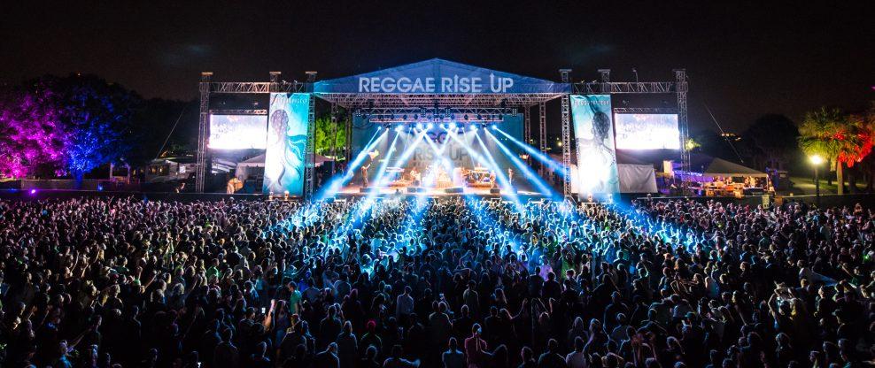 Reggae Rise Up Announces Inaugural Vegas Lineup For 2020 Festival
