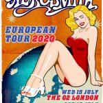 Aerosmith Announces 50th Anniversary European Tour Dates