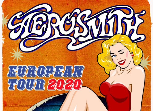 Aerosmith Announces 50th Anniversary European Tour Dates