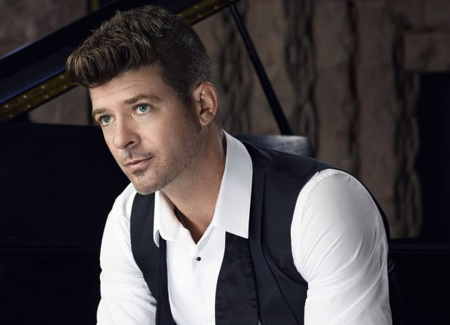 ICM Partners Signs Robin Thicke In All Areas
