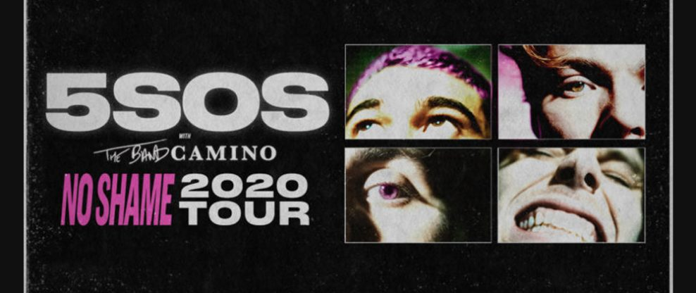 5 Seconds Of Summer Announce North American 'No Shame 2020 Tour'