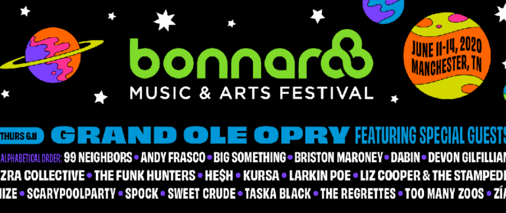 Bonnaroo Announces 2020 Lineup