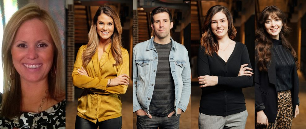 BBR Music Group/BMG Nashville Announces New Hires, Promotions