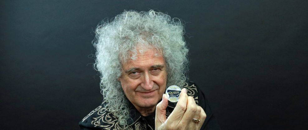 Music Icons Queen To Be Celebrated On Official UK Coin From Royal Mint