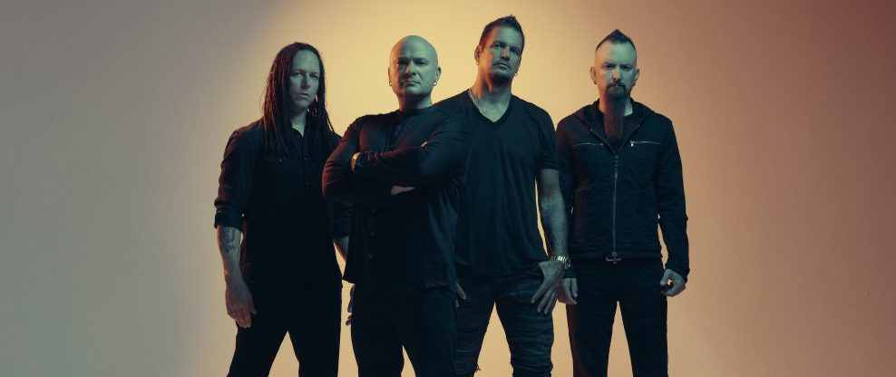 Disturbed Confirm 31-Date 'The Sickness 20th Anniversary Tour'