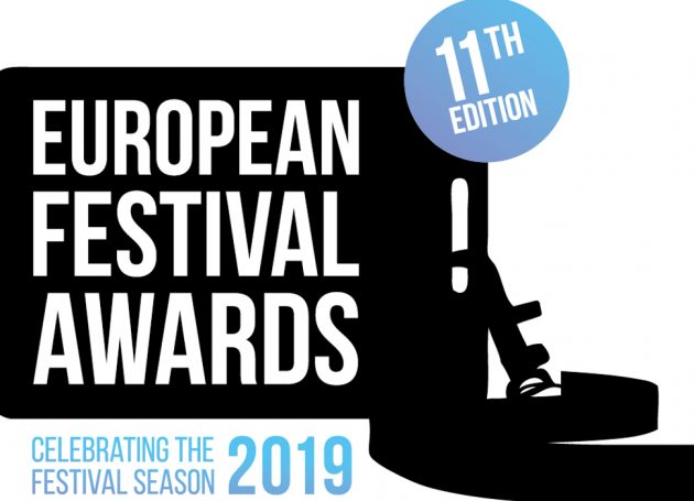Winners Of European Festival Awards Announced