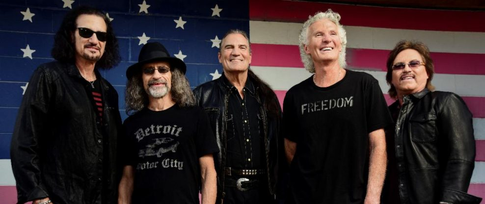 "Grand Funk Railroad Announce ""Some Kind Of Wonderful Tour"""