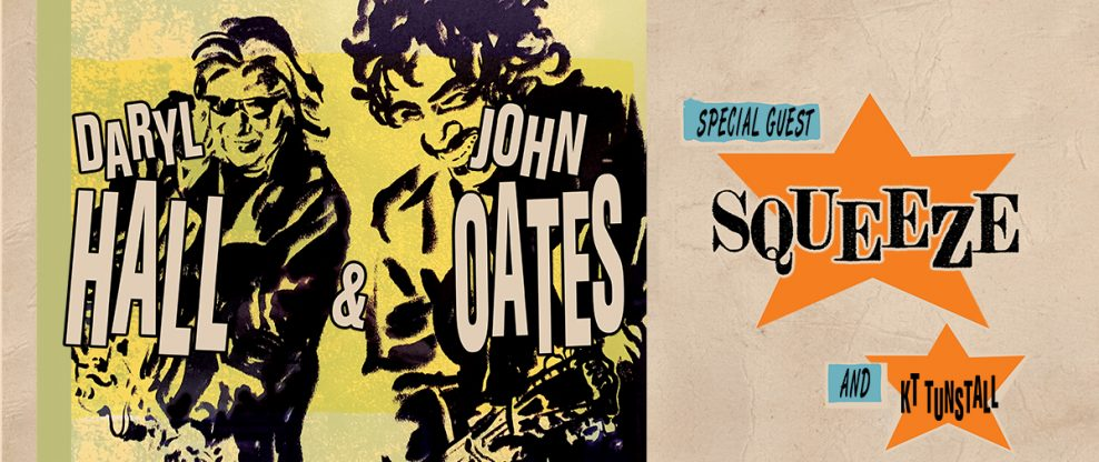 Hall & Oates Announce 32-Date Summer 2020 Tour