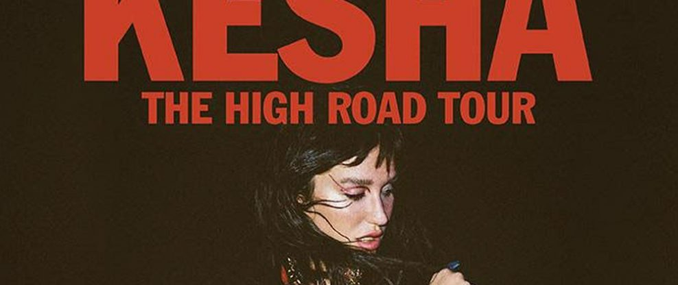 Kesha Announces Spring 2020 'High Road' Tour