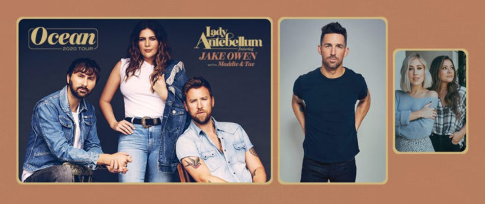 Lady Antebellum Announces Their 'Ocean 2020 Tour'