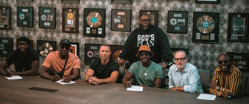Universal Music Africa Inks Exclusive Deal With Kenyan Afro-Pop Stars Sauti Sol