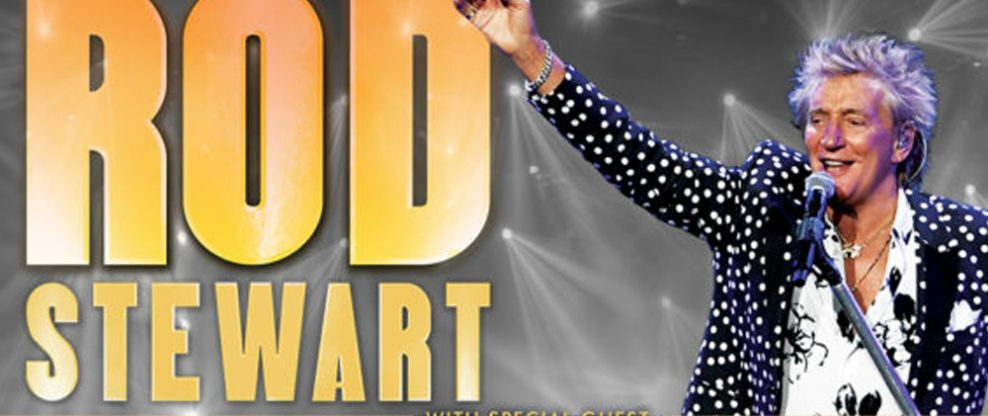Rod Stewart Announces North American Summer 2020 Tour With Special Guest Cheap Trick