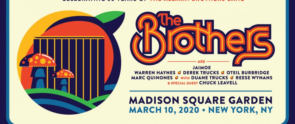The Allman Brothers Announce 50th Anniversary Show At Madison Square Garden