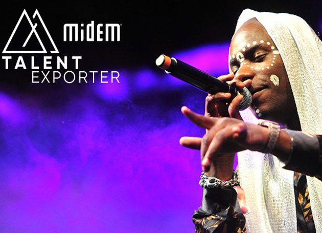 Midem Talent Exporter