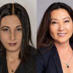 Chyna Chuan-Farrell and Akiko Rogers