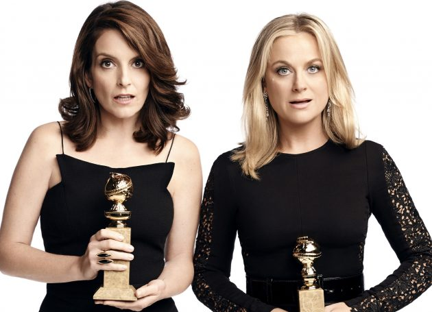 Tina Fey & Amy Poehler Set To Co-Host 2021 Golden Globes