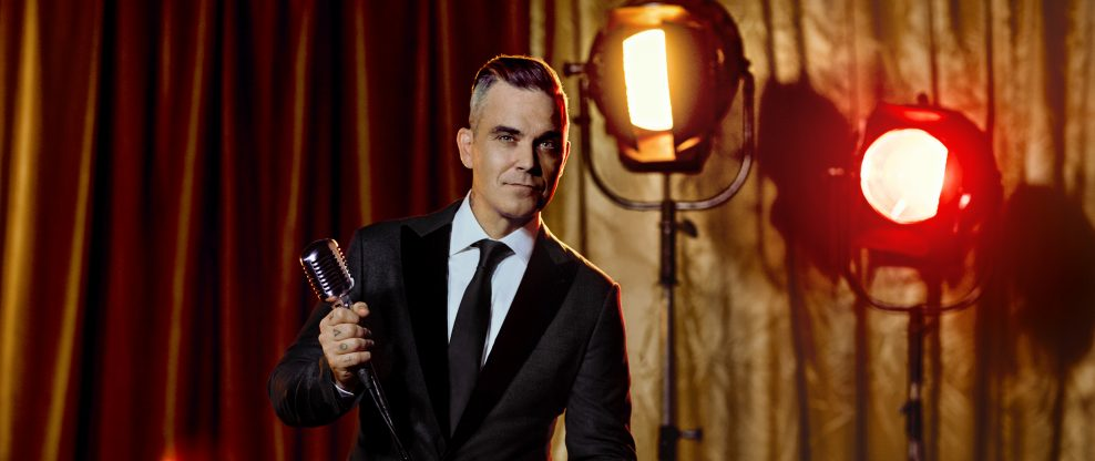 Robbie Williams Announces Additional Dates For 2020 Wynn Las Vegas Residency