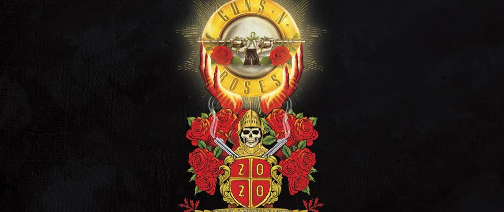 Guns N' Roses Announce North American Dates For 2020 Worldwide Stadium Tour