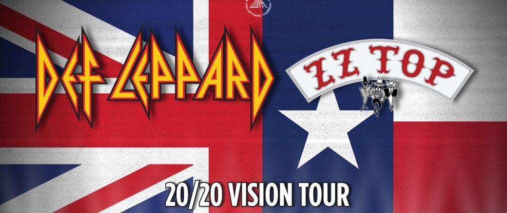Def Leppard/ZZ Top