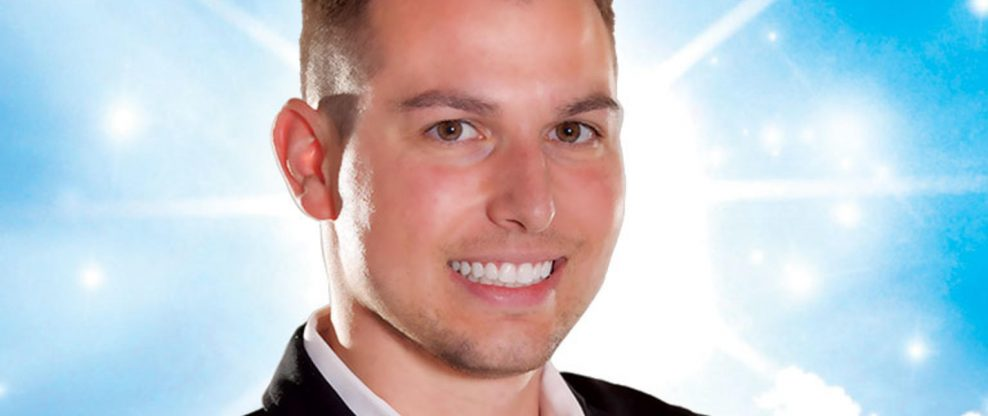 UTA Signs World-Renowned Psychic Medium Matt Fraser