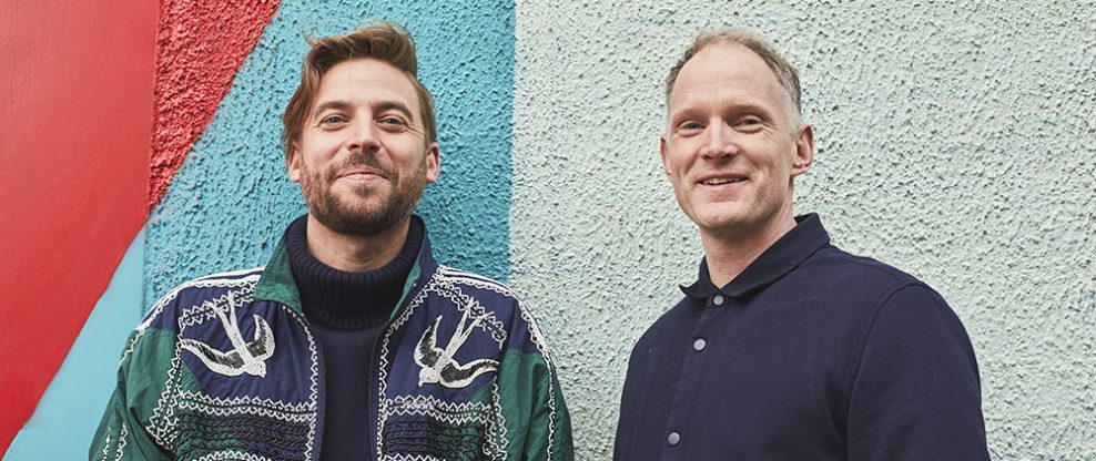 Alex Lavery & Simon Robinson