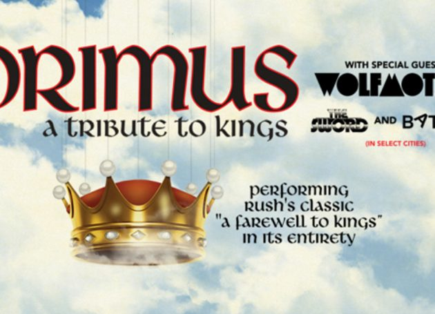 PRIMUS Announces 'A Tribute To Kings Tour' In Honor Of Prog Rock Legends RUSH