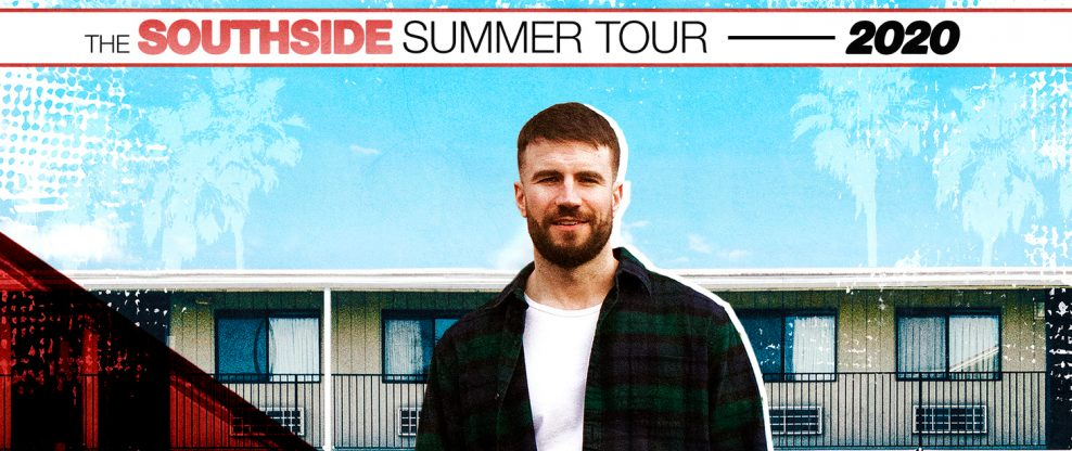 Sam Hunt's 'The Southside Summer Tour 2020' To Hit Over 40 U.S. Markets