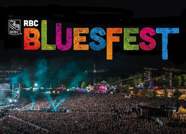 RBC Bluesfest Announces 2020 Line-Up