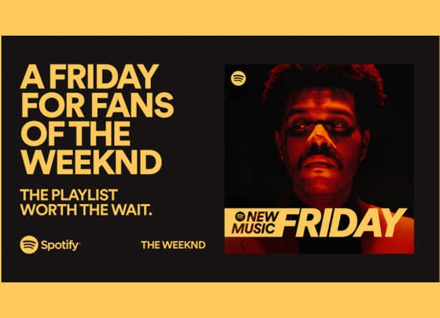 Spotify Gives New Music Friday Playlist A Major Global Rebrand