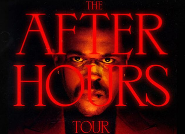 The Weeknd Announces 'The After Hours Tour'